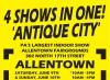 'ANTIQUE CITY' PA'S LARGEST INDOOR SHOW