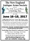 20th Annual New England Antique Arms Society