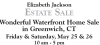 Greenwich CT Estate Sale by Elizabeth Jackson