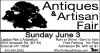 Antiques & Artisan Fair
