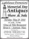 Lighthouse Promotions Columbus Day Antiques Show & Sale