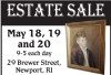NEWPORT, R.I. ESTATE SALE