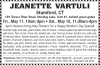 Stamford, CT Estate Sale by JEANETTE VARTULI