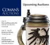 Cowan's Auction Schedule
