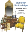 Kodner Estate Jewelry, Fine Art & Antiques