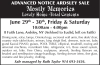 ARDSLEY NY SALE by Mostly Memories