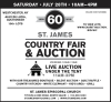 ST. JAMES COUNTRY FAIR & AUCTION