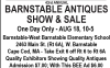 43rd Annual Barnstable Antiques Show & Sale