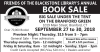 FRIENDS OF THE BLACKSTONE LIBRARY'S ANNUAL BOOK SALE