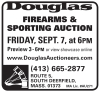 Douglas Auctioneers FIREARMS & SPORTING AUCTION