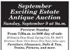 Rhoads Estate Antique Auction