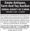 SEIFERT AUCTION SERVICE Estate Antiques,
