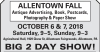 ALLENTOWN Fall PAPER SHOW