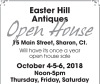 Easter Hill Antiques Open House