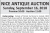 Mazzone's NICE ANTIQUE AUCTION