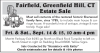 Fairfield, Greenfield Hill, CT Estate Sale