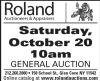 Roland General Auction
