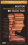 42nd International Antiquarian Boston Book Fair