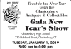 Glastonbury Antiques & Collectibles Gala New Year's Show