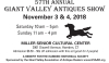 57th Annual Giant Valley Antiques Show