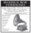 MECHANICAL MUSIC EXTRAVAGANZA