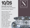 NEUE ONLINE AUCTION Fine Asian Arts & Antiques