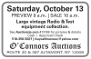 O'Connors Auctions