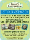 Portland Oregon Antique & Collectible Shows