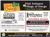 Early Owego and Tioga Downs Antiques