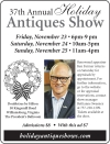 37th Holiday Antiques Show in Williamsburg, VA