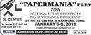 "75th ""Papermania"" Plus Antique Paper Show"