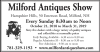 Milford Antiques Show