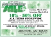 ARUNDEL ANTIQUES SAVE SOME GREEN AT OUR 33RD ANNUAL