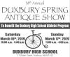 38TH ANNUAL DUXBURY SPRING ANTIQUE SHOW