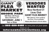 New Hartford Lions Club GIANT FLEA MARKET