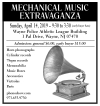 MECHANICAL MUSIC EXTRAVAGANZA