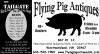 Flying Pig Antiques
