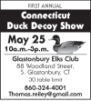 FIRST ANNUAL Connecticut Duck Decoy Show