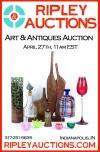 Ripley Auctions ART & ANTIQUES
