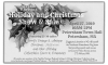 VINTAGE & ANTIQUE Holiday and Christmas Show & Sale