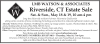 Riverside, CT Estate Sale by LMB Watson & Associates