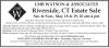 Riverside, CT Estate Sale by LMB Watson & Associates