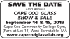 32nd Annual CAPE COD GLASS SHOW & SALE
