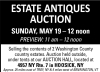 Seifert ESTATE ANTIQUES AUCTION