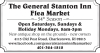 General Stanton Inn Flea Market