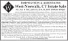 West Norwalk, CT Estate Sale by LMB WATSON & ASSOCIATES