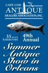 Summer Antique  Show in Orleans 49th Annual