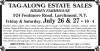 Larchmont NY Estate Sale by Tag-Along Estate Sales