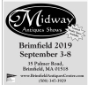 MIDWAY ANTIQUES SHOWS BRIMFIELD