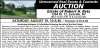 Brzostek's Unreserved Real Estate & Contents AUCTION